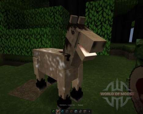 Ornate 5 [64х][1.8.1] для Minecraft