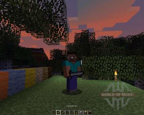 BattleGear 2 [32x][1.8.1] для Minecraft
