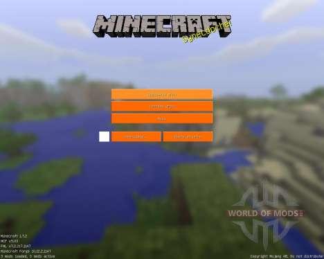 Pumpkin Craft [32x][1.7.2] для Minecraft