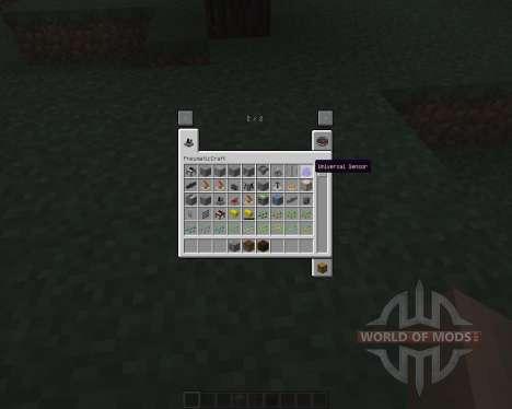 PneumaticCraft [1.7.2] для Minecraft