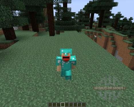 Mo Bends [1.7.2] для Minecraft