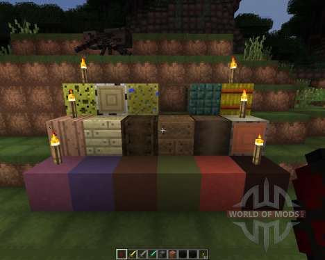 Affluence [16x][1.8.1] для Minecraft