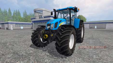 New Holland T7550 v2.0 для Farming Simulator 2015