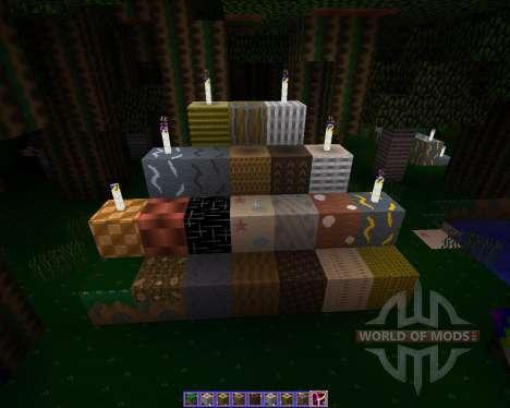 Trishtrum Castle [16x][1.7.2] для Minecraft