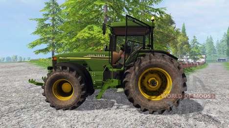John Deere 8410 v1.2 для Farming Simulator 2015