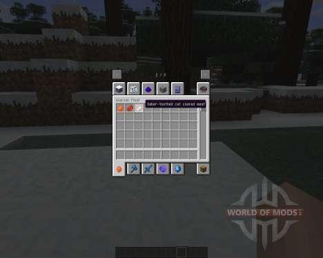 Glacia Dimension [1.6.2] для Minecraft