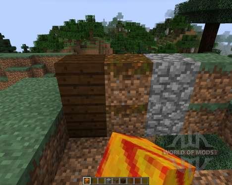 Chameleon Blocks [1.7.2] для Minecraft