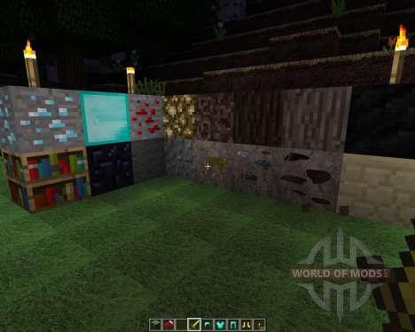 Abstaria [128x][1.7.2] для Minecraft