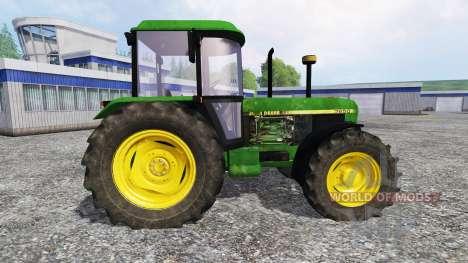 John Deere 3650 для Farming Simulator 2015
