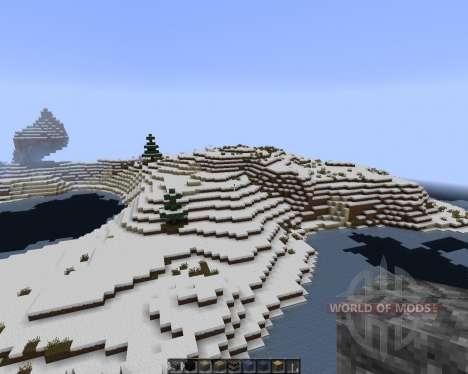 Skyrim Resource Pack [32х][1.8.1] для Minecraft