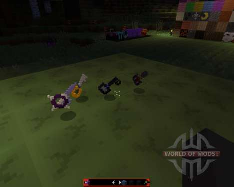 Kingdom Hearts Style [16x][1.8.1] для Minecraft