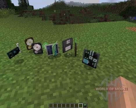 Open Computers [1.7.2] для Minecraft
