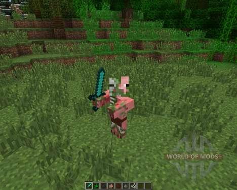 Morphing [1.6.2] для Minecraft