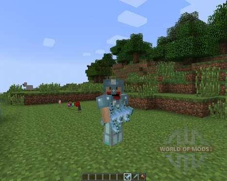 Wintercraft [1.7.2] для Minecraft