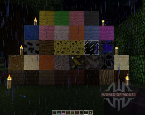 Tbones [16x][1.7.2] для Minecraft