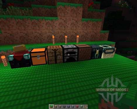 NewtimesCraft [16x][1.7.2] для Minecraft