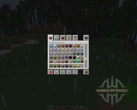 Ninja 777 [16x][1.7.2] для Minecraft
