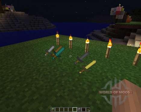 OspreyCraft [32x][1.7.2] для Minecraft