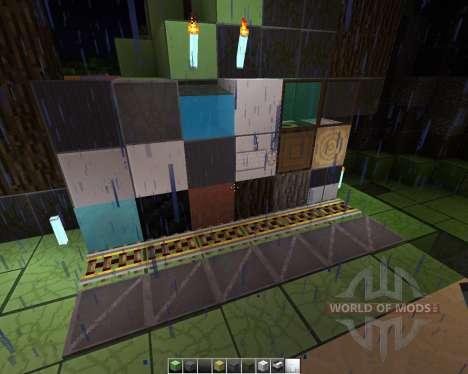 Portal 2 Resource Pack [32x][1.8.1] для Minecraft