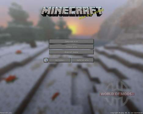 Lithos:Christmas Add-on [32х][1.8.1] для Minecraft