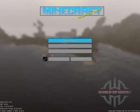 Cyber Optics [32x][1.7.2] для Minecraft