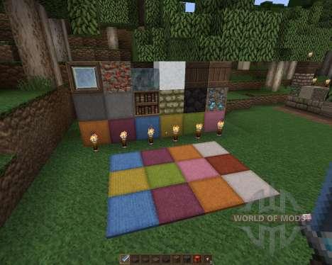Halcyon Days [32x][1.7.2] для Minecraft