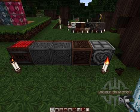Wolfhound [64x][1.6.4] для Minecraft