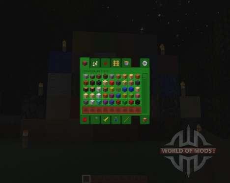 Biophelia [128x][1.7.10] для Minecraft