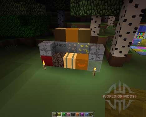 The Swag pack [1.7.2] [16x] для Minecraft
