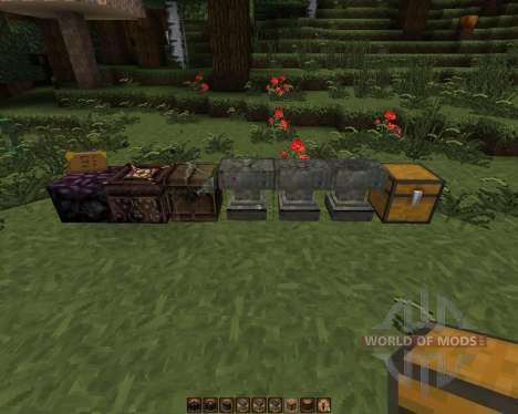 Moray Medieval-Victorian [256x][1.8.1] для Minecraft