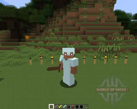 Sorogons Ressource Pack [16х][1.8.1] для Minecraft