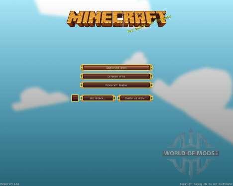 Bluebird Official Continuation [16х][1.8.1] для Minecraft