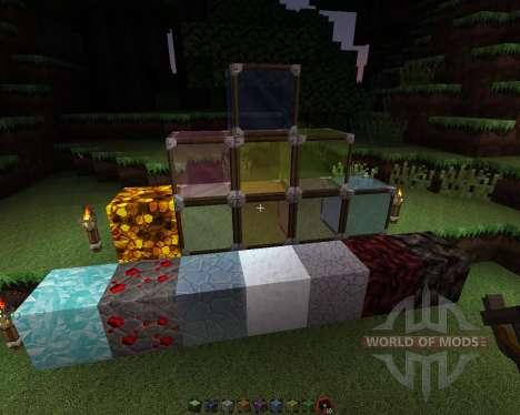 GrungeBDcraft [128x][1.7.2] для Minecraft