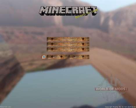 Western pack [64х][1.8.1] для Minecraft