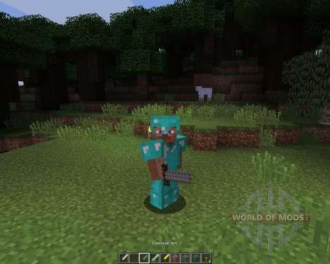 Gardenhead: The Legend [16х][1.8.1] для Minecraft