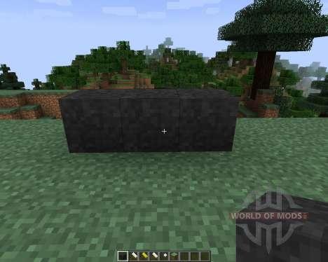 RoadWorks [1.7.2] для Minecraft