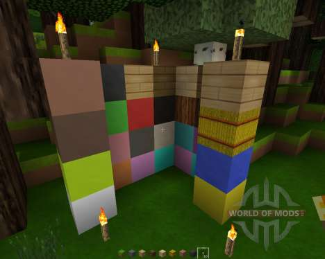 VerySimple [32x][1.7.2] для Minecraft