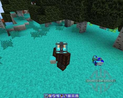 Stellar Holiday [16x][1.7.2] для Minecraft