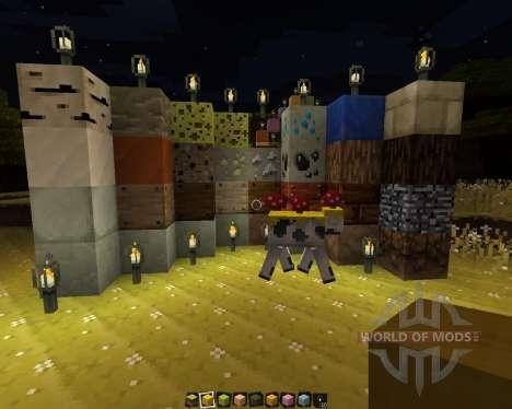 Sunny Jolicraft [16x][1.7.2] для Minecraft
