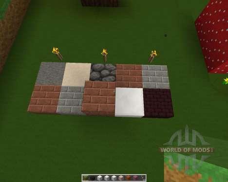 Pow Craft [32x][1.7.2] для Minecraft