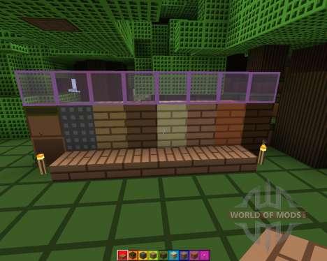 FluxCraft [16х][1.8.1] для Minecraft