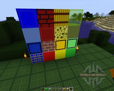 SimplyPlain [16x][1.7.2] для Minecraft