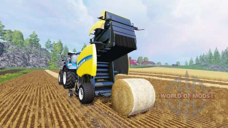 New Holland Roll-Belt 150 для Farming Simulator 2015