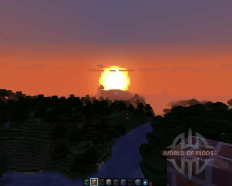 Misoya resourcepack [16х][1.8.1] для Minecraft