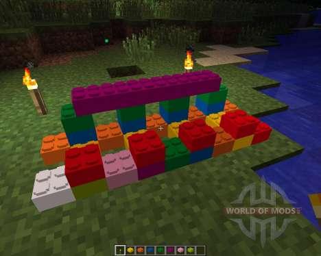 Billund (Lego) [1.6.2] для Minecraft