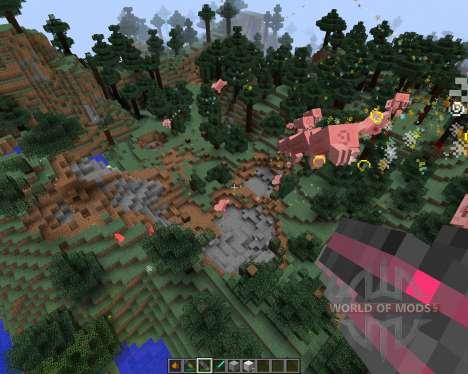 Trail Mix [1.7.2] для Minecraft
