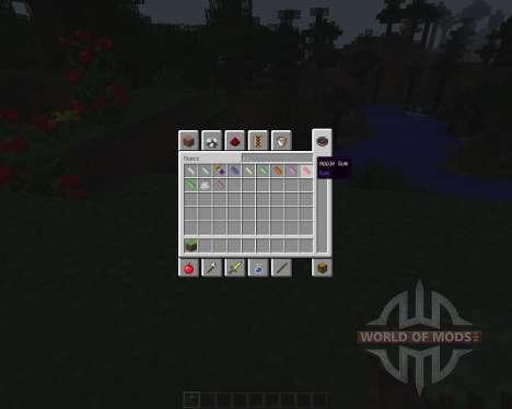 Chewing Gum [1.7.2] для Minecraft