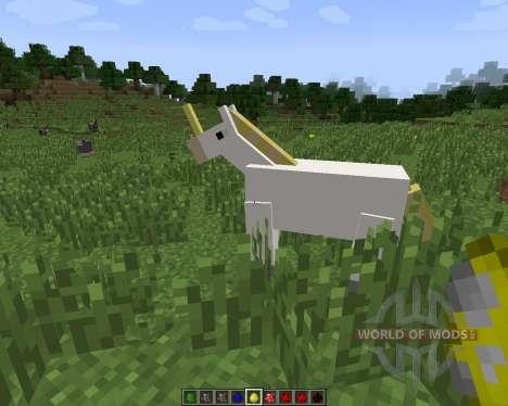 Wildycraft [1.7.2] для Minecraft
