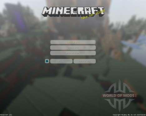 Simplex - Revived [128x][1.8.1] для Minecraft
