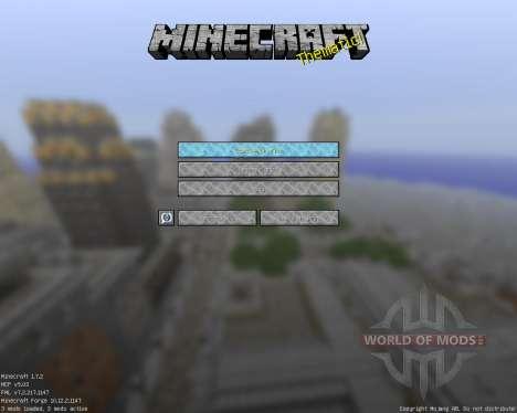 BufyCraft HD [64x][1.7.2] для Minecraft